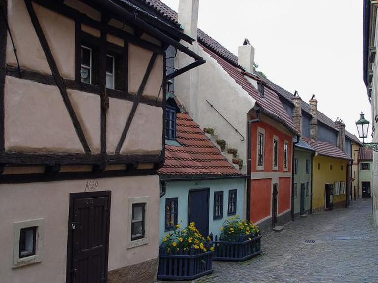 Zlatá ulička, Prague | © Maros M r a z (Maros)/WikiCommons