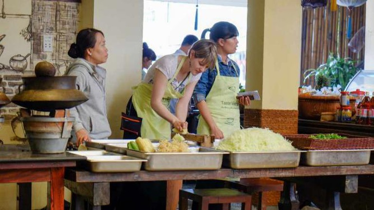 Learn to cook authentic Vietnamese cuisine | © Norton Ip/Flickr