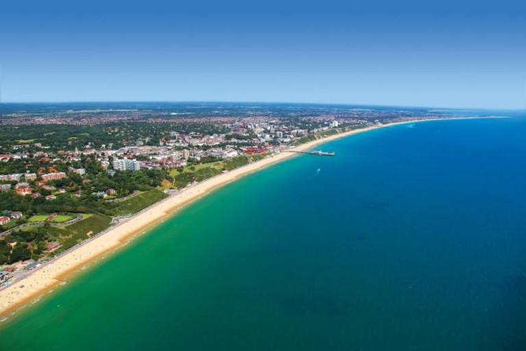 Bournemouth Beach | © Courtesy of Bournemouth Tourism