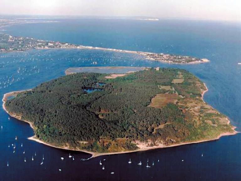 Brown Sea Island | Courtesy of Poole Tourism