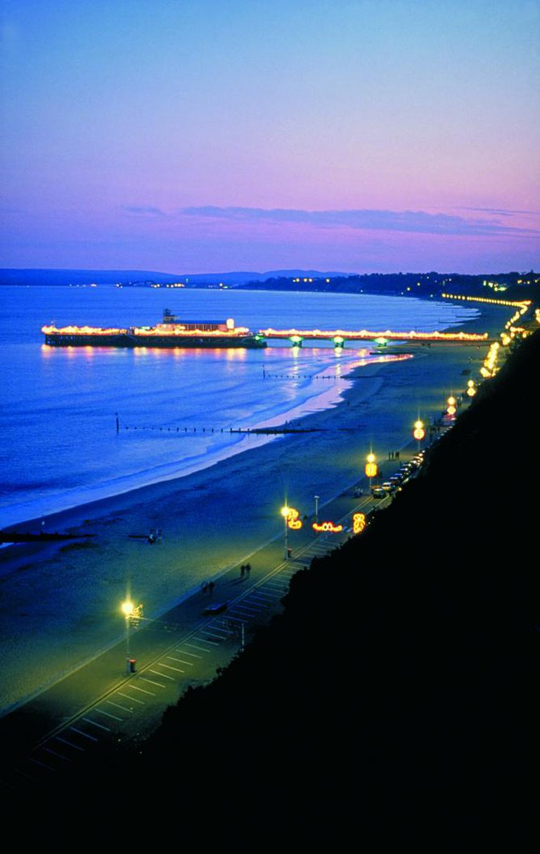 The Pier | Courtesy of Bournemouth Tourism