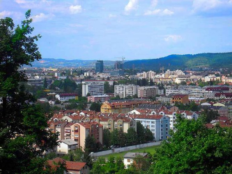 Banja Luka | Ⓒ Rade Nagraisalovic/WikiCommons
