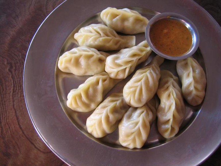 Steamed momo | © Ritesh Man Tamrakar/Flickr