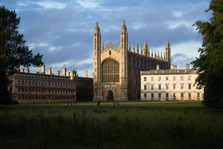 King's College Chapel | Ⓒ Silvia Maggi/Flickr
