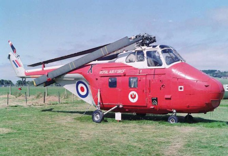 The Helicopter Museum | © Andrew Thomas/Flickr