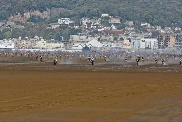 RHL Weston Beach Race | Courtesy of RHL Activities