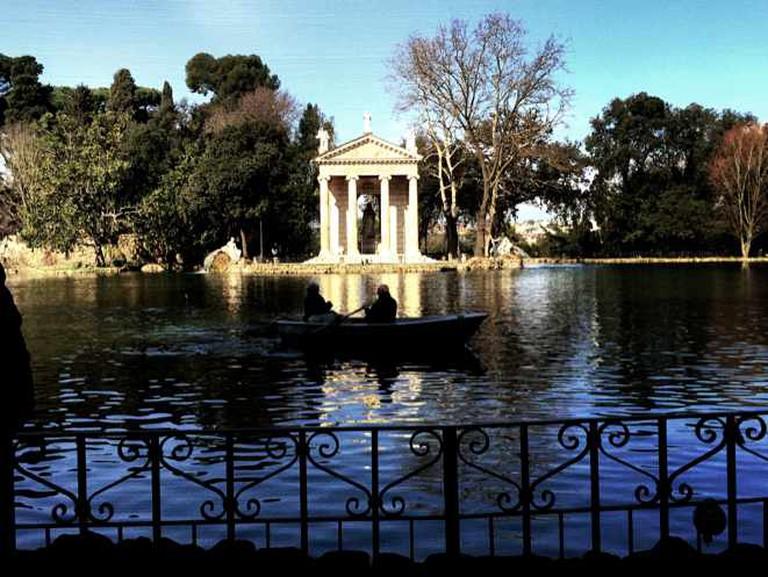 Villa Borghese/ Courtesy of Giulia Francesca Primo