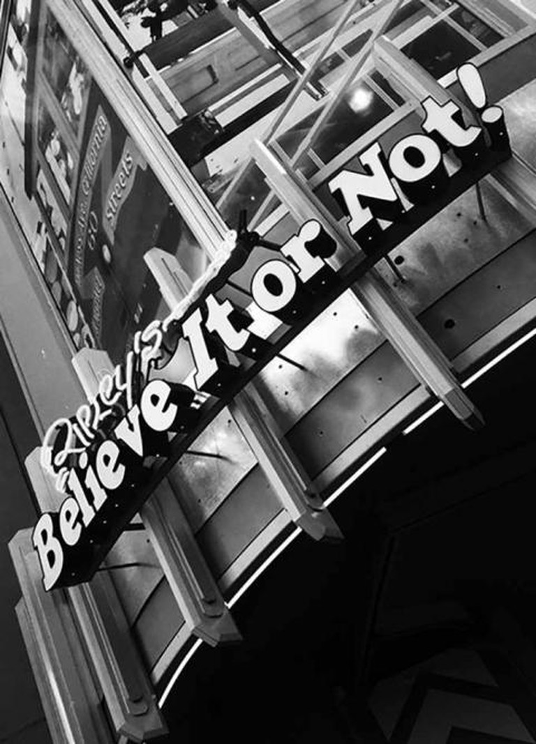 Entrance to Ripley's Believe it or Not! | © Seleba Ouattara