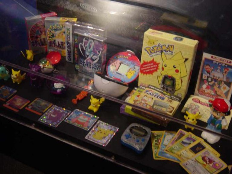 Pokemon merchandise | © Mighty June/Flickr
