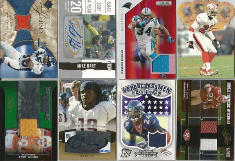Football Sports Cards | © Supportcaringllc/Flickr