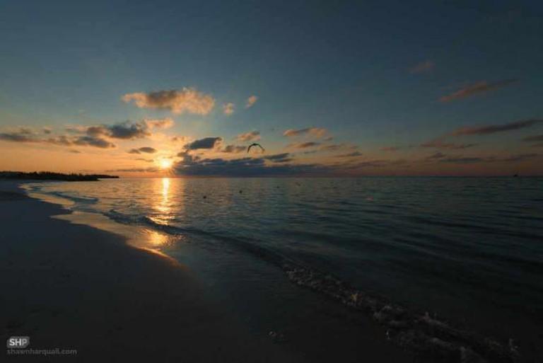 Freeport sunset
