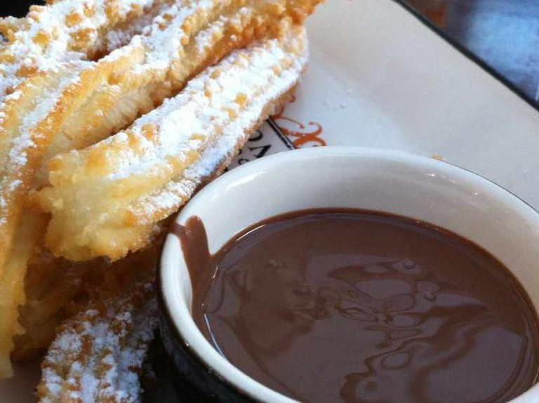 Chocolateria San Churro | © Melanie Cook/Flickr