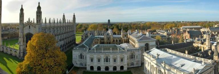 Cambridge | Ⓒ Howard Chalkley/Flickr