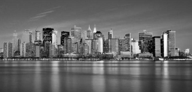 Lower Manhattan at Twilight | © John St John/Flickr