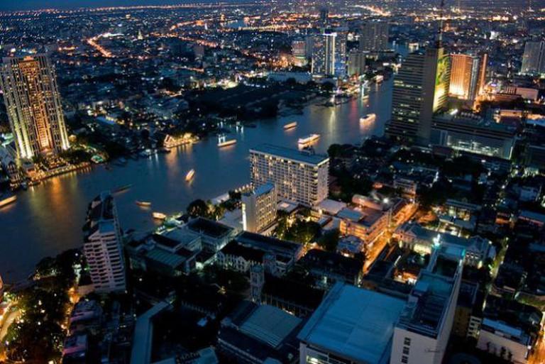 Bangkok Skyline 4 | © Swaminathan/Flickr