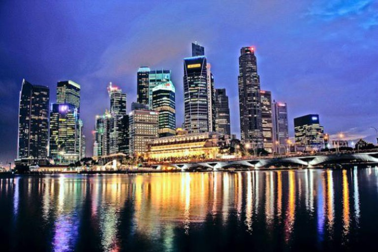 Singapore | © jjcb/Flickr