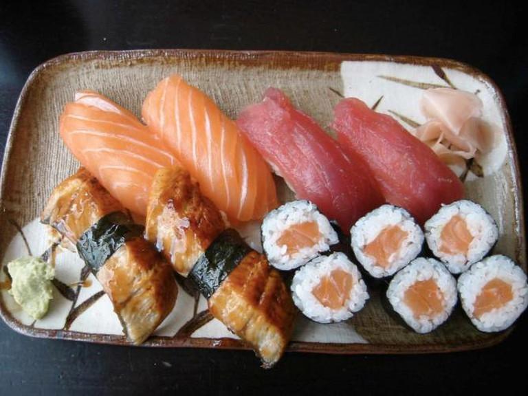Sushi | © Jeremy Keith/Flickr