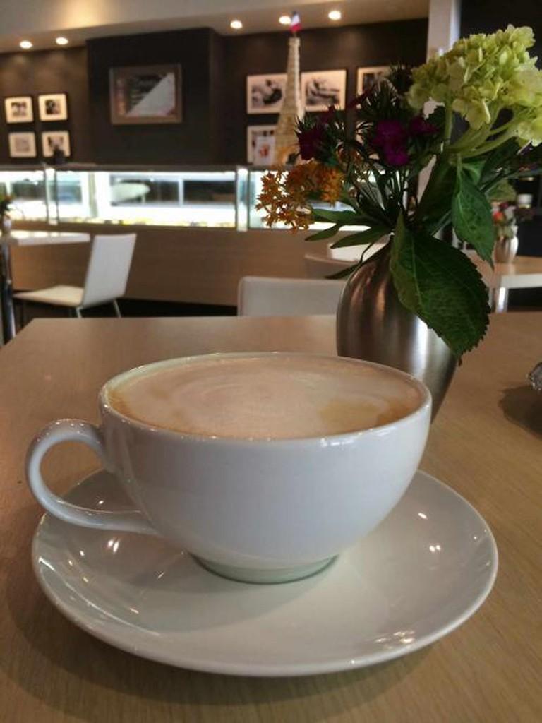 Cup of coffee at Vanille | © Benita Gingerella