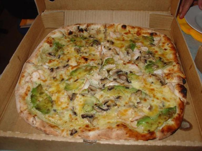 Pizza Pomodoro | © Yann/Flickr