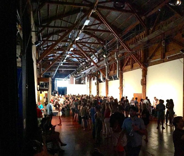 SOMArts Cultural Center, Bloody Mary Festival | © Emily Boleware