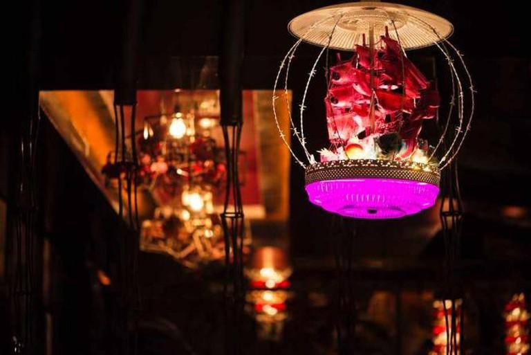 Red Lantern | Image courtesy of Lychee Lounge