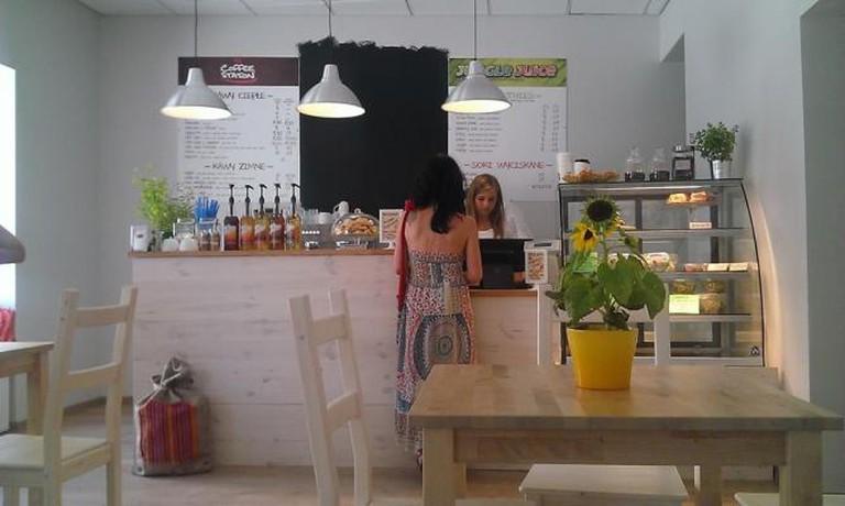 Interior of Coffee Station | © Coffee Station