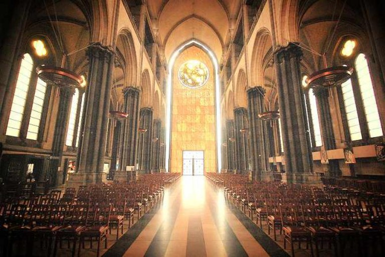Inside Lille Cathedral | © cform/Flickr