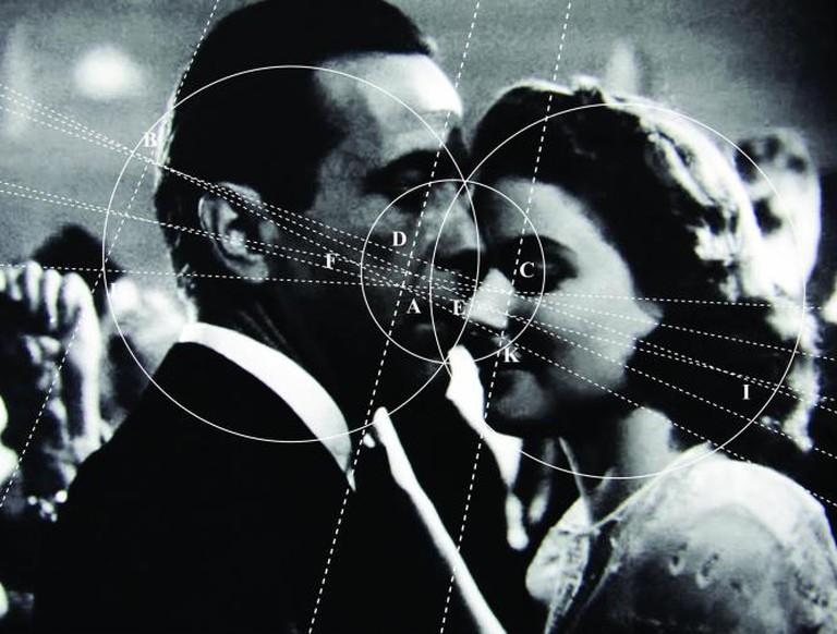 Mounir Fatmi, Casablanca Circles, pigmented ink on baryté paper | © The Artist and Shoshana Wayne Gallery, Santa Monica