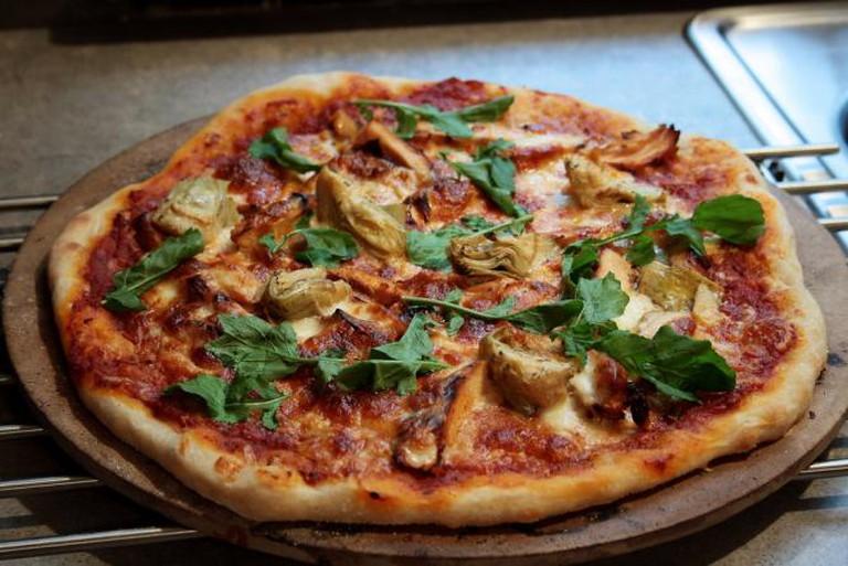 Pizza | © Matt Harris/Flickr