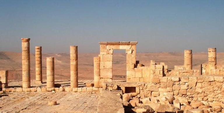Panoramic view of Ein Avdat   © Uri Juda/WikiCommons