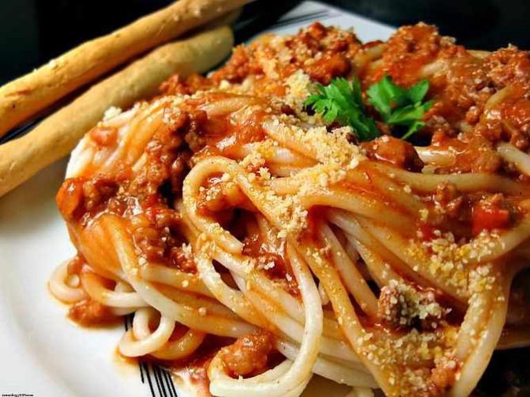 Lutong Bahay - Bolognese Spaghetti | © dbgg1979 /Flickr