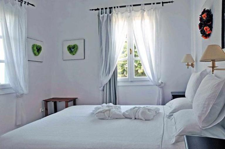 Villa Nika room | Courtesy of Villa Nika Boutique Hotel