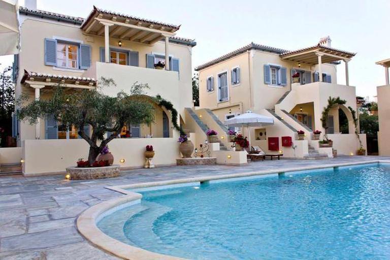 Villa Nika | Courtesy of Villa Nika Boutique Hotel