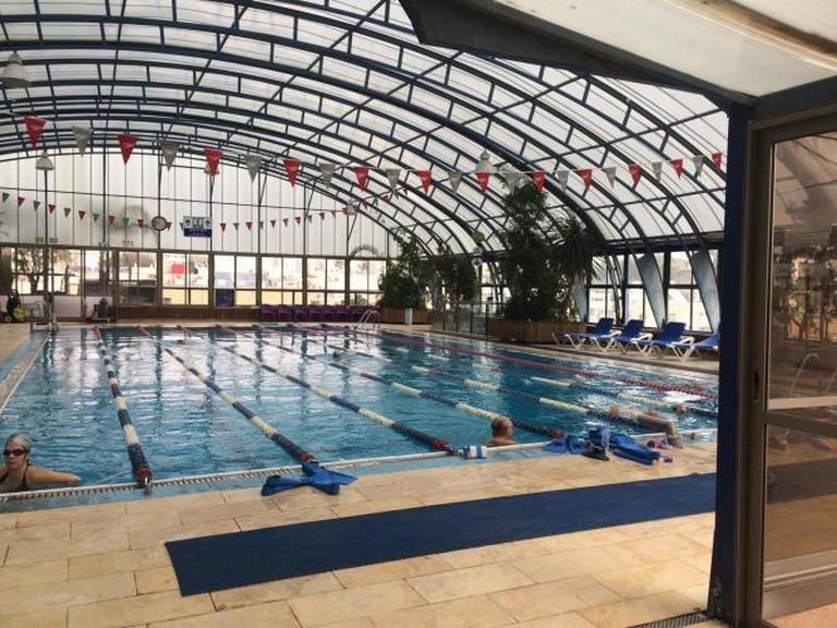 Jimmy's Pool at Dizengoff Center | © Lauratogo/WordPress
