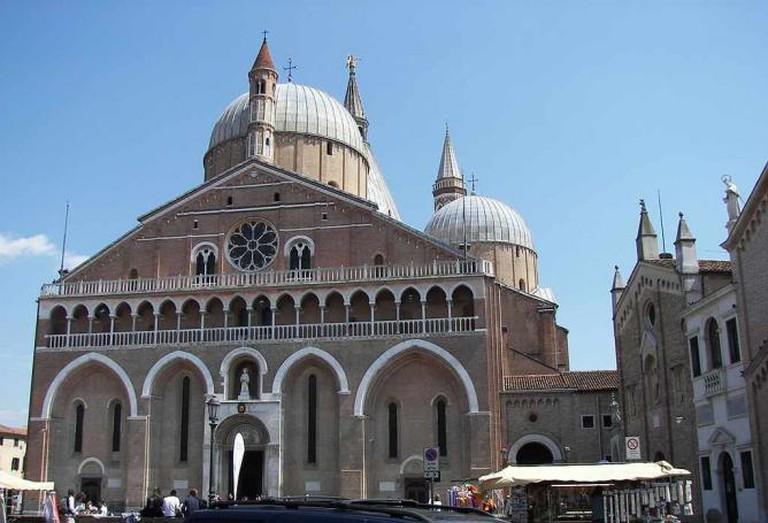 Basilica of Saint Anthony of Padua   © Wknight94/WikiCommons