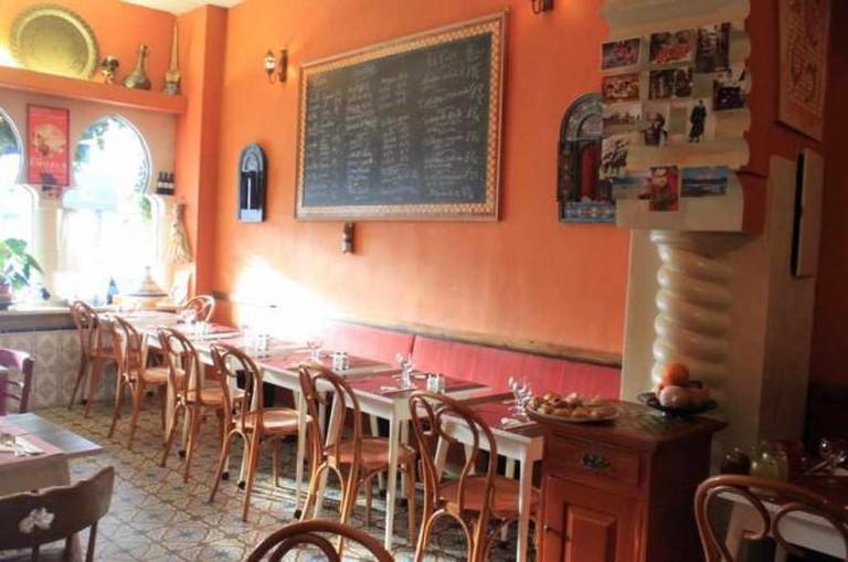 Chez Mimoun | © Chrysanthi Vazitari
