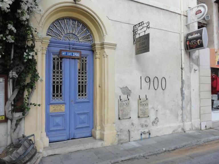 Art Cafe 1900, Larnaca | © Oliver W/Flickr