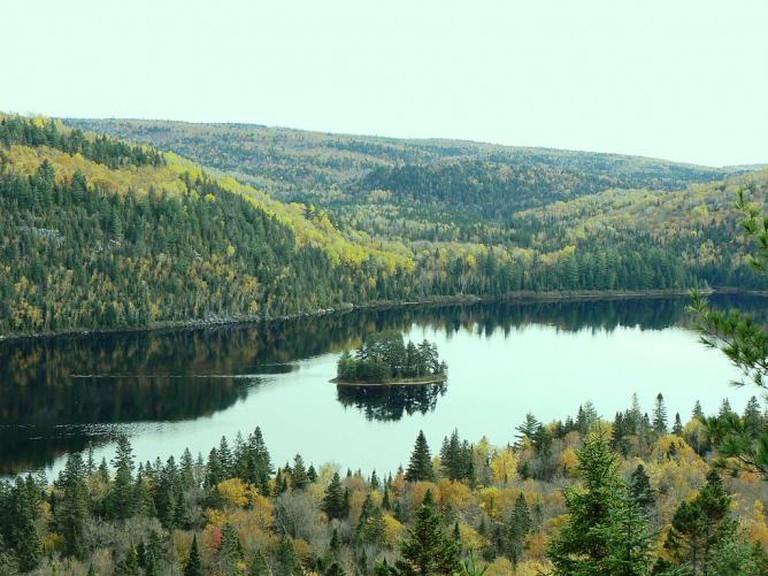 La Mauricie National Park, Québec | © Kevstan/WikiCommons