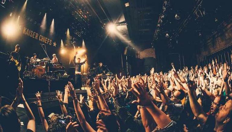 Kaiser Chiefs Live © frf_kmeron / Flickr