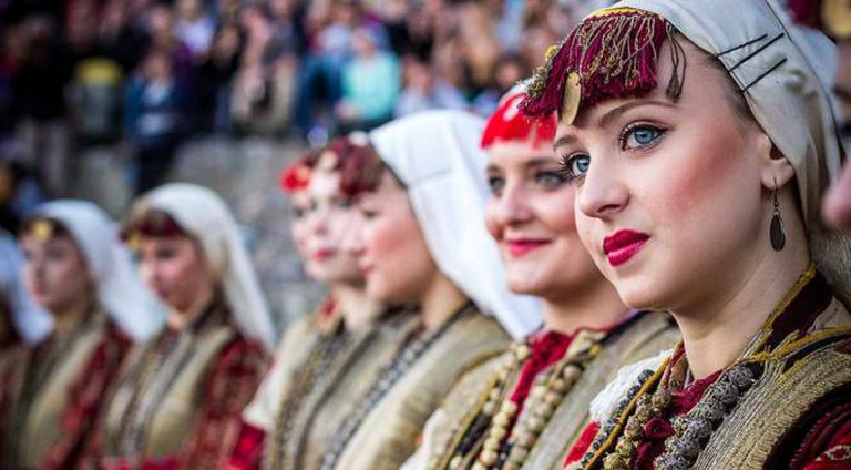 Galičnik Wedding Festival © MLazarevski/Flickr