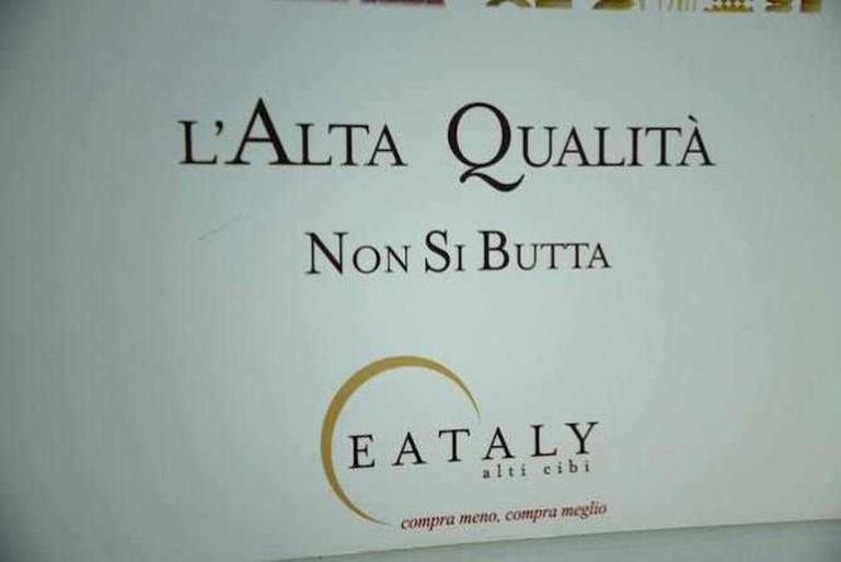 """""""High Quality Products must not be thrown away"""" 