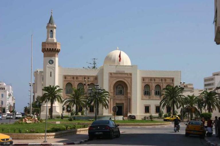 Central Sfax
