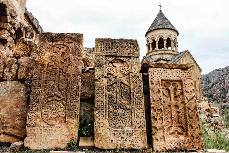 Noravank Monastery © IoannaSakellaraki
