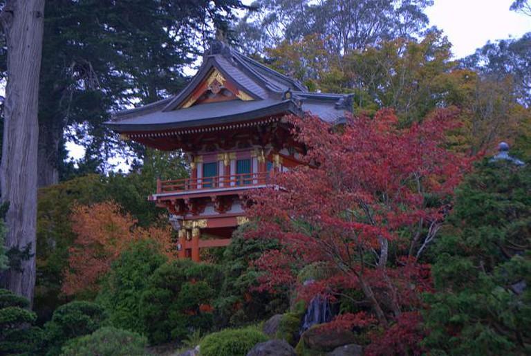 Japanese Tea Garden  | © Ed Bierman/Flickr