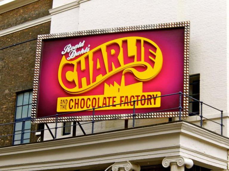 Charlie and the Chocolate Factory | © Sarah Ackerman/Flickr