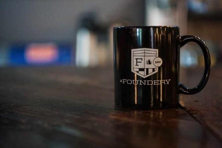 The Foundery Mug