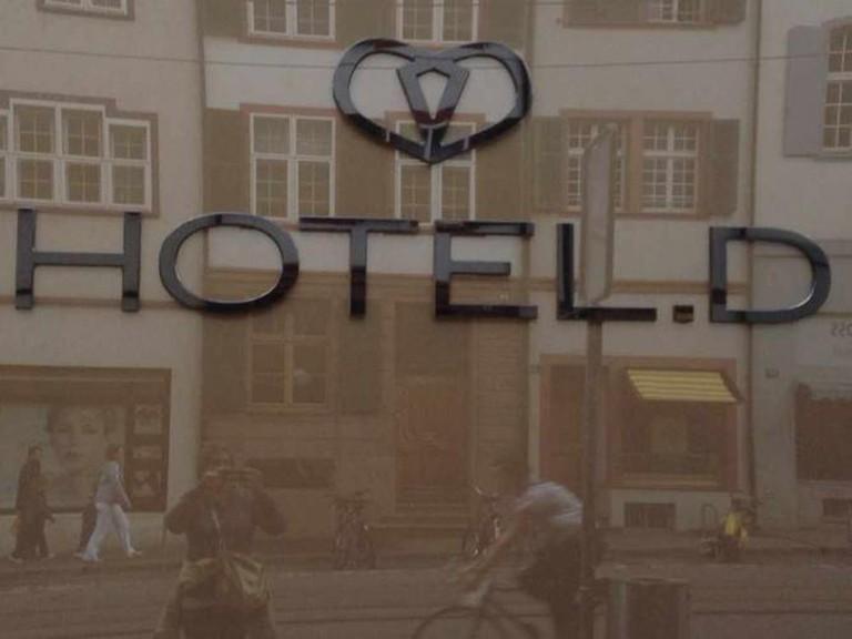 Hotel D | © Rosanna Galvani/Flickr