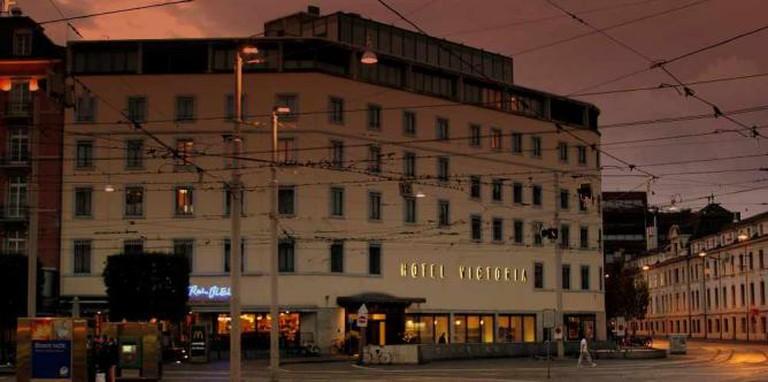 Hotel Victoria | © calflier001/Flickr