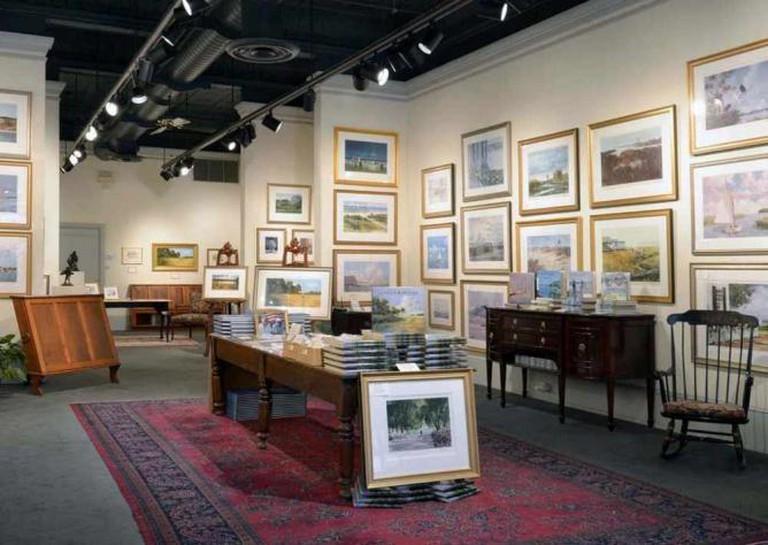 The Ray Ellis Gallery