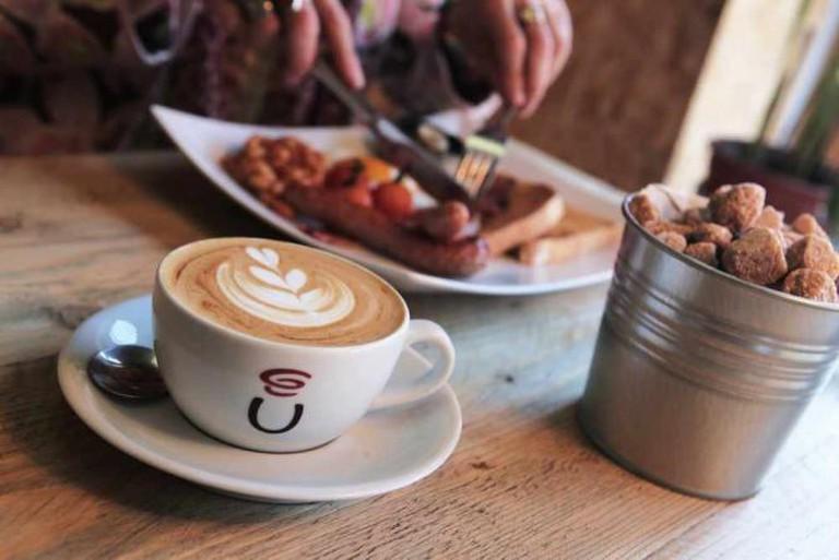 Breakfast   Courtesy of The Urban Coffee Company